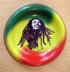 Bob Marley Ashtray