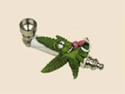 Cannabuds Metal Pipe
