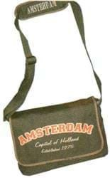 Canvas Bag Capital Of Holland