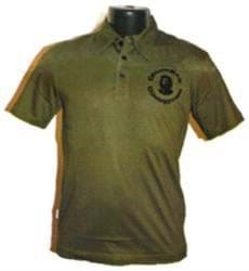 Colombian Connection Green Polo