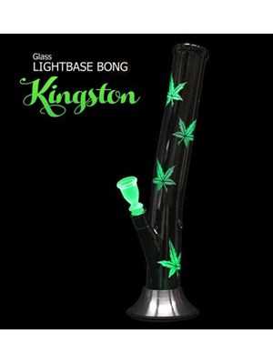 Kingston Lightbase Glass Bong